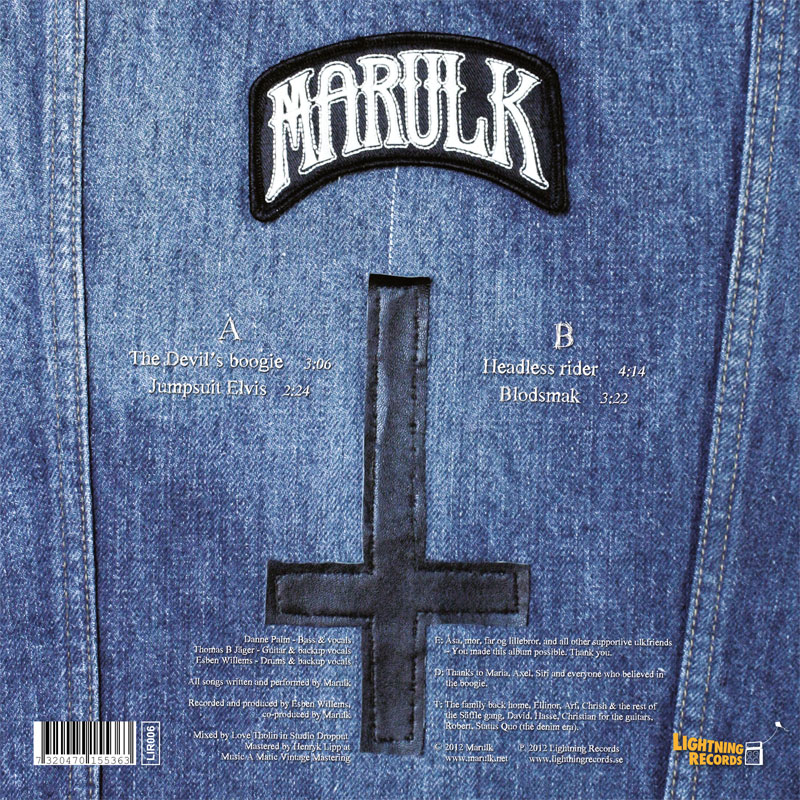 LIR006 Marulk – The Devil's Boogie