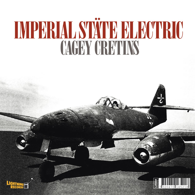 LIR008 Imperial State Electric / Smoke Mohawk