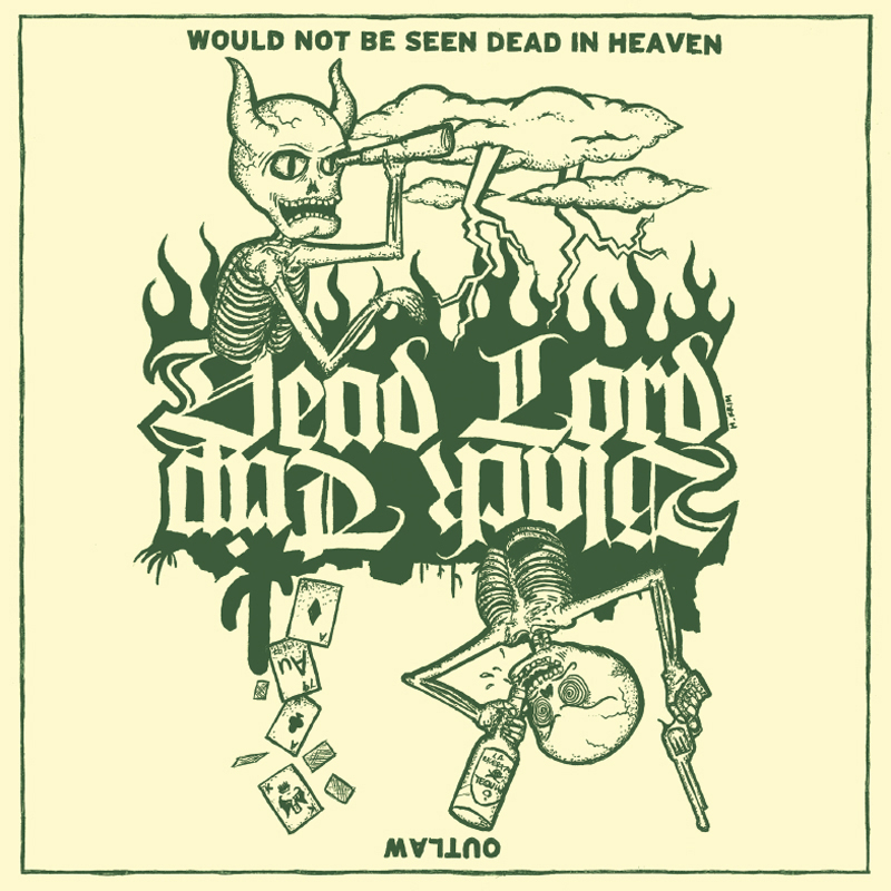 LIR012 Black Trip / Dead Lord