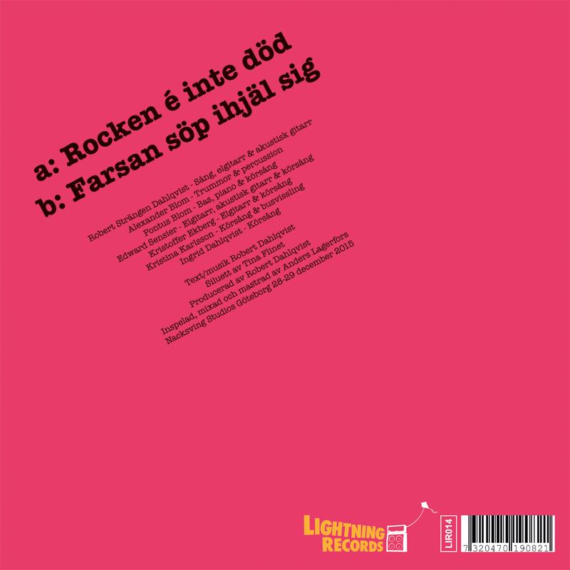 LIR014 Strängen – Strängen (7″)