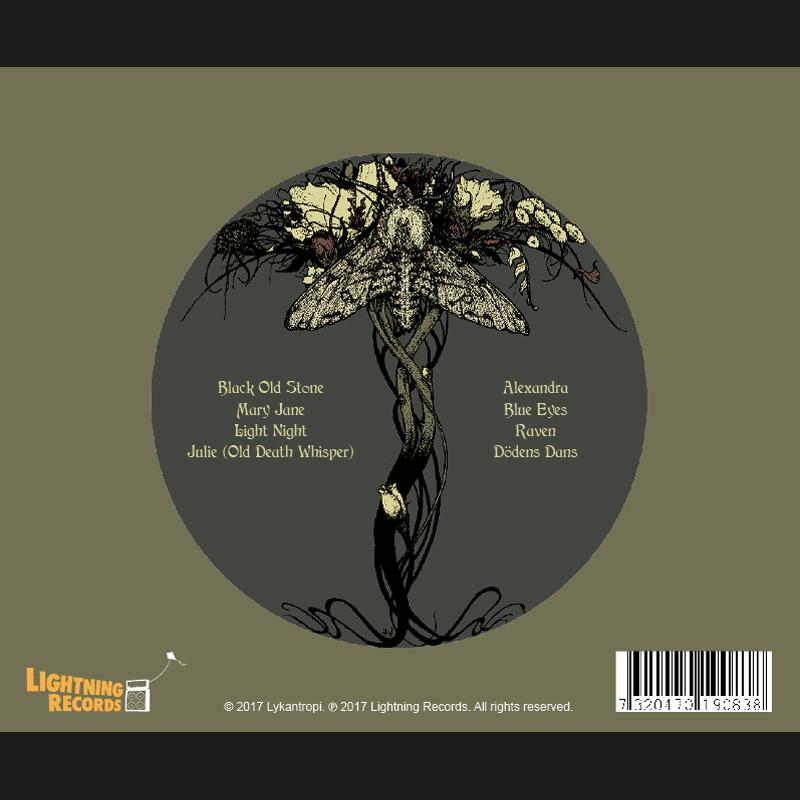 LIR015 Lykantropi – Lykantropi (CD)